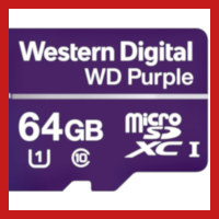 Miniatura karty SD Western Digital